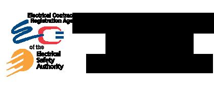 Agence d'enregistrement des entrepreneurs en électricité de l'autorité de la sécurité électrique - esaecra - ecra/esa Licence No 7013344